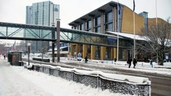 """Nu kommer """"One Tonne Life"""" till Göteborg: Klimatsmart visningsvilla med Mässan och Liseberg som grannar"""