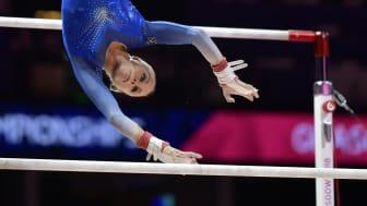 Jonna Adlerteg femma i världscupsfinalen i Baku