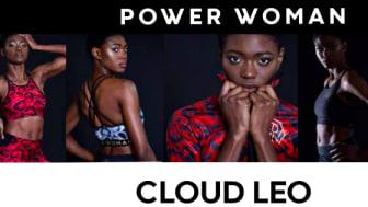 Cloud Leo Collection - Beluga Black, Sapphire Blue, Platinum & Oriental Red