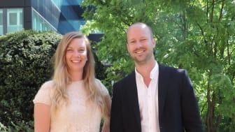 Vi välkomnar ny kompetens och erfarenhet på EcoOnline i form av Emelie Ohlsson och Fredrik Lundqvist.