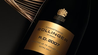 Då släpps Bollinger R.D. 2007 i Sverige