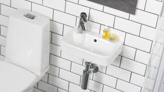 Asiantuntijan vinkit pieneen kylpyhuoneeseen