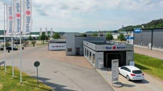 Eklanda Park Fastighets AB har förvärvat tre fastigheter med Mjuk Biltvätt som hyresgäst.