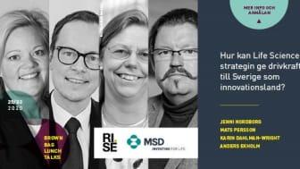Jenni Nordborg, Mats Persson, Karin Dahlman-Wright, Anders Ekholm