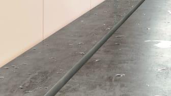 Purus Line Premium Tile Insert, designbrunn utan synliga kanter