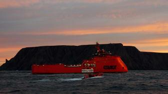 """Esvagt Aurora"" demonstrates Arctic ambitions"