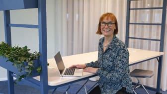 Maria Guggenberger, Head of Sustainability och CSR på ATG. Foto: Maria Holmén