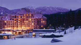 Pan Pacific Whistler Mountainside named Canada's Best Ski Hotel for eighth consecutive year