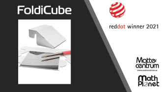 """Foldicube"", vinnare Red Dot Award: Produktdesign 2021"