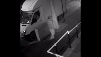 CCTV of man sought re: Newham murder