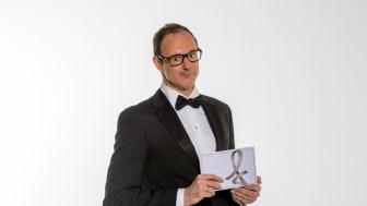 Vince Ebert moderiert den Felix Burda Award 2021