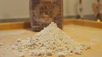 Värmländskt skrädmjöl har blivit kvalitetstämplad med skyddad geografisk beteckning (SGB). Bild: Malena Bathurst.