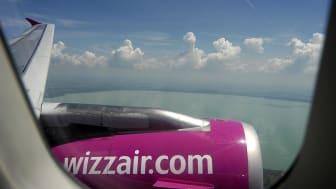 Wizz Air börjar flyga till Vilnius