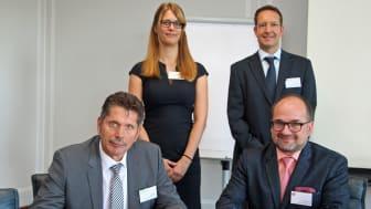 Waldaschaff: Auftakt für kommunales Energieeffizienznetzwerk Franken