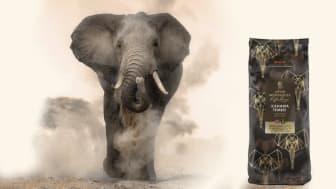 Kahawa Tembo – kaffet som hyllar den afrikanska elefanten!