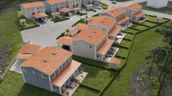 Byggstart bekräftad för nya bostadsrätter i Västervik