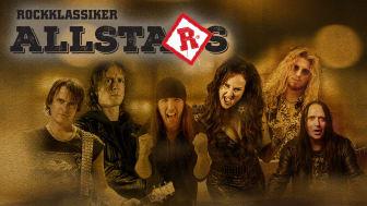 Rockklassiker Allstars återvänder till Sweden Rock Festival - Blaze Bayley en av gästartisterna