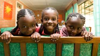 Komplett har innledet samarbeid med SOS-barnebyer.