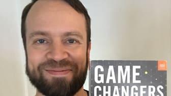 Medverkar i amerikansk bestseller - Game Changers