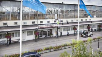 Sunfleets bilpool nu på Bromma Stockholm Airport