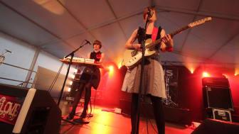 Studiefrämjandet Musik presenterar Nemis på Peace & Love