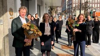 Åpning av Spa Artesia Hotel Norge