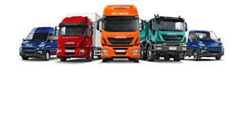 Iveco satser stort på TranspottMessa 2014