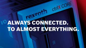 Upptäck det kompakta styrsystemet ctrlX Core