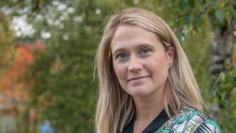 Anna-Maria Molin, Nätmarknadschef Härjeåns.