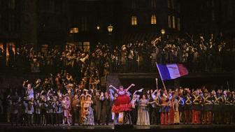 The Metropolitan Opera- Boheme ActII