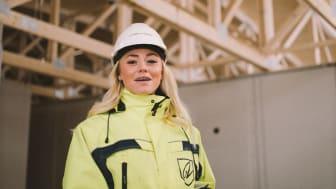 Klara Bruun, projektsamordnare på Glommen Lindberg och medlem i MFB Academy