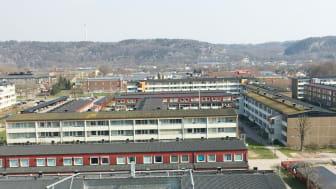 Riksbyggens Brf Göteborgshus 38 gör stor klimatsatsning med solceller