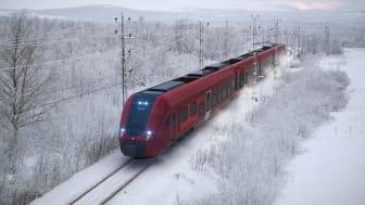 28 nya tåg till Krösatågen