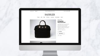 Saddler öppnar nätbutik