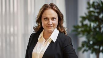 Susanne Holmström, VD för NetOnNet.