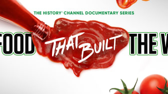 THE FOOD THAT BUILT THE WORLD ON THE HISTORY CHANNEL