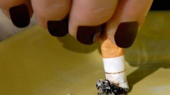 Passiv rökning och andras tobaksrök är ett folkhälsoproblem – även utomhus.