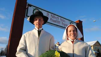 100 dagar kvar till Vasaloppet 2011: Kranskulla och kransmas utsedda