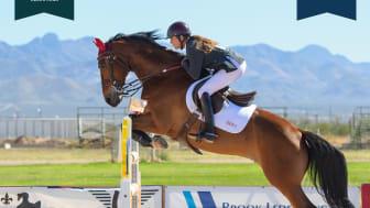 JENSEN gymnasium lanserar ryttarprofil i samarbete med Runsten Equestrian