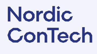 Nordic ConTech – en ny plattform för innovation  inom samhällsbyggnad lanseras på Nordbygg