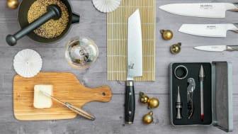 Personliga julklappstips för gourmanden och köksfantasten
