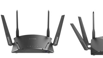 (The AC1900 Smart Mesh Wi-Fi Router DIR-1960; AC3000 Smart Mesh Wi-Fi Router DIR-3060; and AC2600 Smart Mesh Wi-Fi Router DIR-2660)