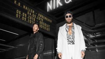 Nik & Jay tilføjer en tredje koncert til deres Sensommerkoncerter næste år