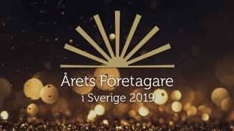 På fredag avgörs det vem som blir Årets Företagare i Sverige 2019 i Stockholms stadshus.