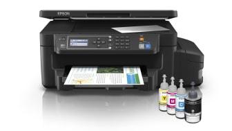 Epson High-Capacity Ink Tank Inkjet Printers Achieve Cumulative Global Sales of 20 Million Units
