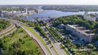 HSB Bostad säljer ca 500 byggrätter i Solna till Aros Bostad