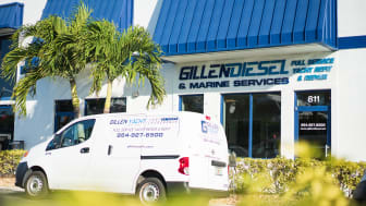 Gillen Yacht Services in Florida has been appointed as a dealer for Smartgyro gyro stabilizers