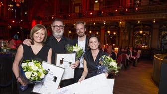 Ersättningskollen är Årets innovation i Insurance Awards 2015
