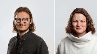Jesper Blomqvist, Joakim Blomqvist och Caroline Jönsson