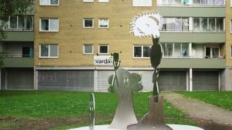 Barnens skulpturpark - Hemligheten